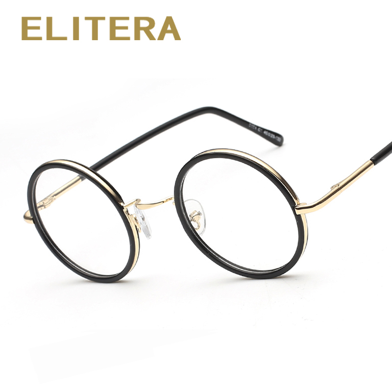 2017 retro vintage round optical frame eye glasses frames for men or women eyeglasses frames eyewear