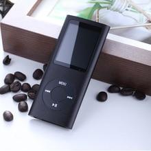 ACLDFH Mp3 музыкальный плеер радио FM рекордер Speler Lecteur HIFI Mp3 спортивный зажим USB Aux muziek цифровой светодиодный ЖК-экран плееры MP-3
