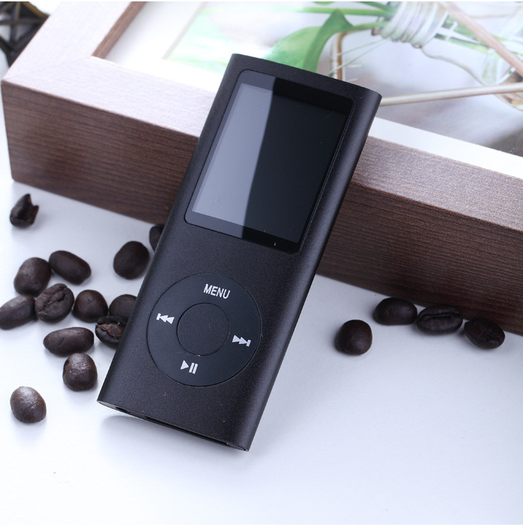 ACLDFH Mp3 HIFI Music Player FM Gravador de Rádio Lecteur Speler Mp3 Esporte Clipe USB Aux muziek digital levou tela de lcd mp-3 jogadores