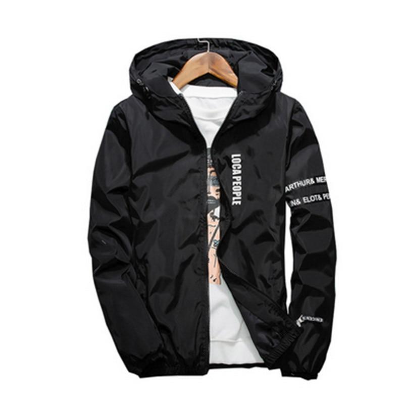 2019 printemps automne vente chaude veste hommes crème solaire coupe-vent manteau décontracté Slim actif Couple unisexe vêtements d'extérieur