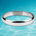 Fashion women bracelet bangle 925 pure silver jewelry bangle for women
