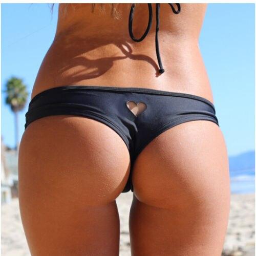 CANIS alt qisim seksual mini simli mayo bikini mayo qadın Ürək - İdman geyimləri və aksesuarları - Fotoqrafiya 3