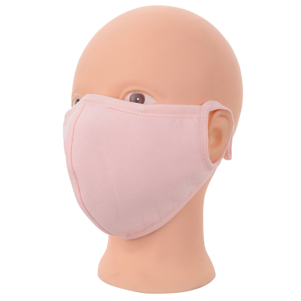 1 Pc Winter Cotton Warm Mouth Mask Unisex Cycling Anti-Dust Face Mask Health Fashion Warm Face Mask Apparel Accessories