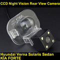 Car rearview camera for Hyundai Verna Solaris Sedan CCD car camera for KIA FORTE night vision waterproof