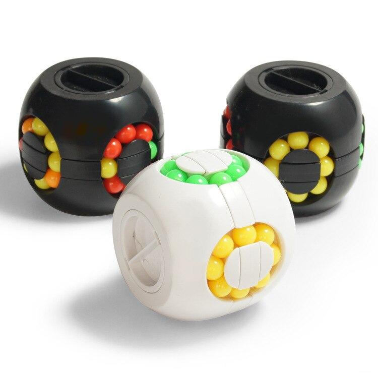 Originality Toys Student Children Save Money Pot Classic Alpinia Oxyphylla Special-shaped Magic Cube Hamburger Magic Cube Piggy