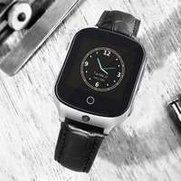 3g пожилых детей отслеживания часы gps фунтов WI FI вызова местоположение устройства SOS Камера Bluetooth шаги считая детей smart watch A19