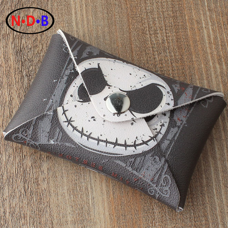 (Coin Purses) characters of Christmas gifts for men and women to send gifts to friends and relatives Gift Bag Coin Bag LQB1077