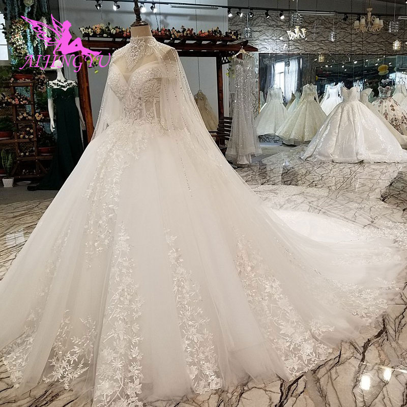 Cheap Wedding Dresses For Sale: AIJINGYU Wedding Cape Long Plus Gown Hot Special Occasion