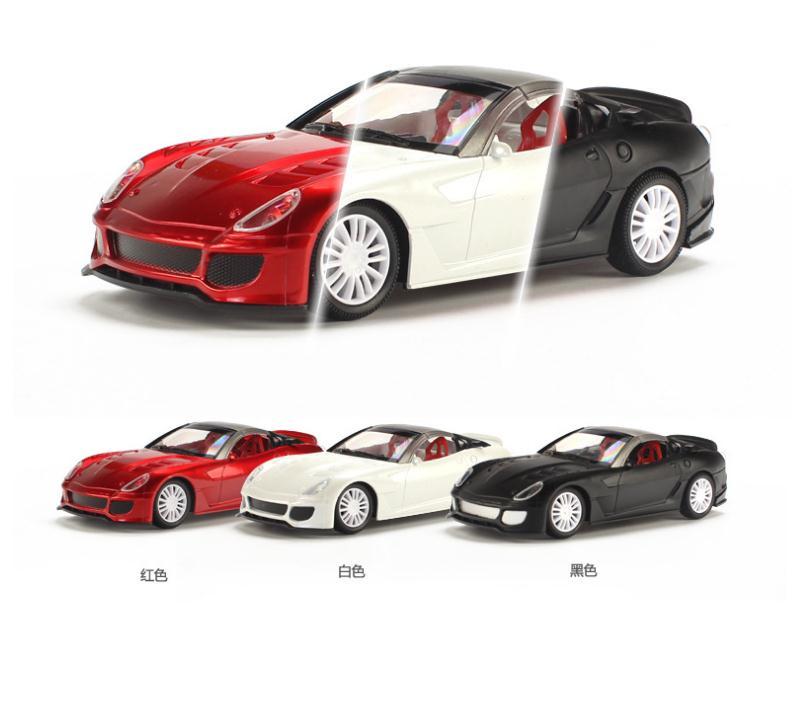 Игрушечный автомобиль дистанционного управления автомобилем 1:16 четыре тяжести датчик руль Электрический моделирования модель автомобиля с вперед свет зарядки