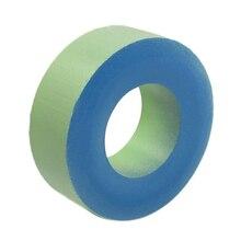 Светильник зеленый цвет Синий Железный ферритовый тороидальный сердечник 47 мм наружный диаметр