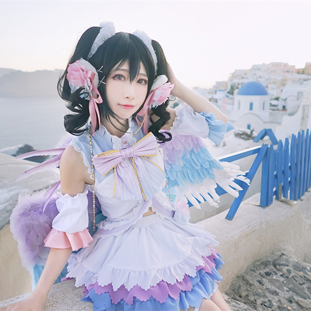 Love live white day cosplay