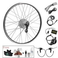 YOSE POWER DIY Ebike 36V 250W 26'' Front Wheel Brushless Hub Motor Kit Electric Bicycle Conversion Kit motor para bici electrica
