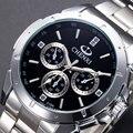 2016 suiza chenxi marca hombres de alta calidad de la vendimia reloj de diamantes pareja hombres mujeres sport reloj de cuarzo