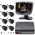 Car LED Parking Sensor Kit Display 8 Sensors or 6 Sensors 22mm 12V for All cars Reverse Assistance Backup Radar Monitor System