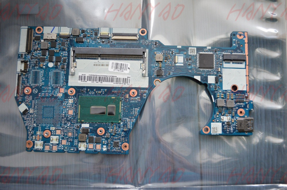 5B20H35640 BTUU1 NM A381 FOR Lenovo YOGA3 14 YOGA 3 14 Laptop Motherboard WSR23Y i5 cpu MB 100 Tested Fast Ship in Laptop Motherboard from Computer Office