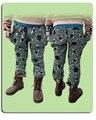 Бесплатная Доставка! мода Пять Звезд Полный Печатных Дети Личности Мальчики Девушки Брюки Детские Дети Спорт Досуг брюки
