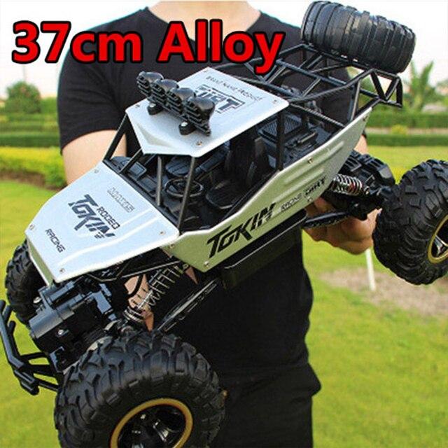 Voiture RC 1/12 4WD télécommande haute vitesse véhicule 2.4 Ghz électrique RC jouets monstre camion Buggy tout-terrain jouets enfants Suprise cadeaux