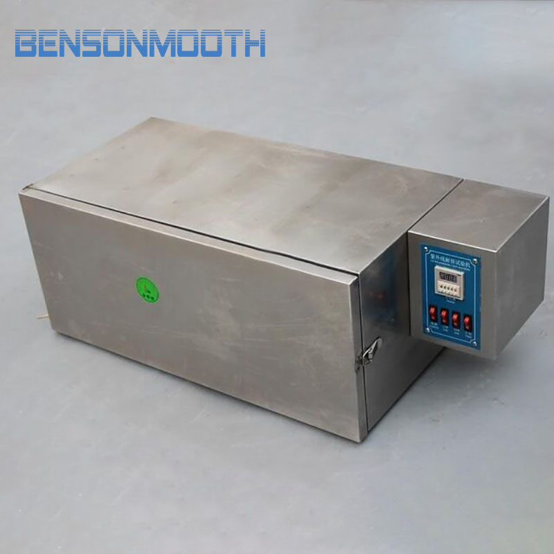 (UV Aging Test Chamber) Simulated Natural Light Acceleration Tester Rubber And Plastic Leather Cloth