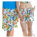 Новый 2016 медовый месяц пара быстросохнущие сыпучего песка пляжные шорты печать шорты для серфинга на пляже плавки