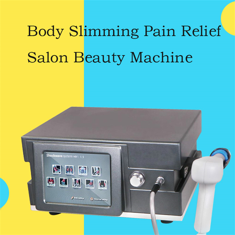 7 Bar 5 Transmitters Promotion Acoustic Wave Therapy Cellulite Removal Pain Relief Radial Shock Wave Machine Could Treat ED