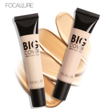 FOCALLURE Moisturizer Liquid Concealer Full Cover Base Face Makeup