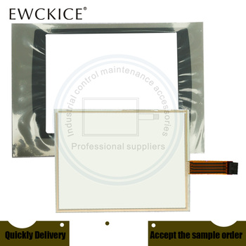 NEW PanelView Plus 1000 2711P-T10C4B1 2711P-T10C4B2 2711P-T10C4B HMI PLC Touch screen AND Front label Touch panel AND Frontlabel