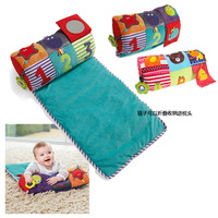 Baby Infant Soft Crawling Rugs Play Mats Kids Crawling Carpet Floor Rug Baby Bedding Cotton Game Pad 60cm Carpet For Children