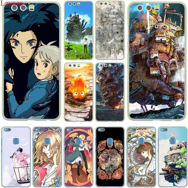 lavaza howl s howls moving castle hard case for huawei p20 pro p10