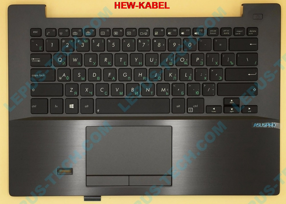 RU Russian backlight Keyboard for ASUS B451 B451JA keyboard with backlight touchpad top case palmrestRU Russian backlight Keyboard for ASUS B451 B451JA keyboard with backlight touchpad top case palmrest