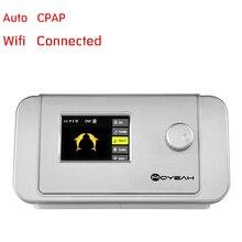 MOYEAH Auto CPAP/APAP Machine 20A For Sleep Apnea OSA Vibrator Anti Snoring Ventilator With Wifi Internet Humidifier CPAP Mask