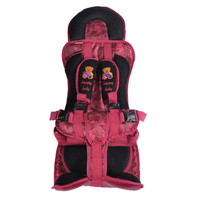 Car Protection Kids 3 12 Years Old Lovely Baby Car Seat Breathable Portable Comfortable Infant Children