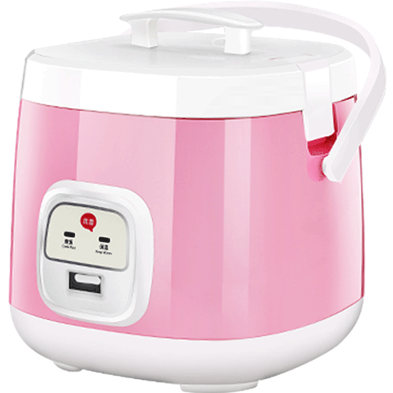 CFXB20-400A Mechanical Rice Cooker Small Capacity Rice Cooker 1-3 People A Key To Cooking 2L 400W 220v 600w 1 2l portable multi cooker mini electric hot pot stainless steel inner electric cooker with steam lattice for students