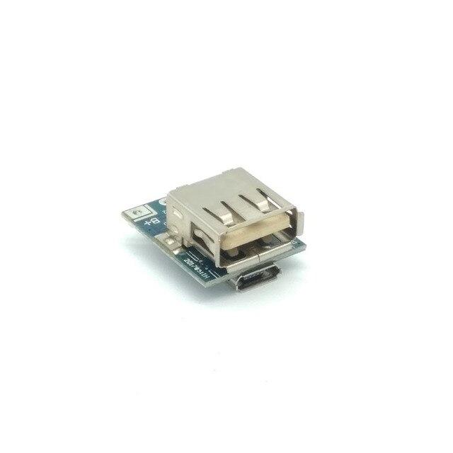 5 V 1A 3.7 V ładowarka banku mocy płytka drukowana ładowarka do baterii litowej płyta płyta impuls ładowania moduł DIY do zasilania bank