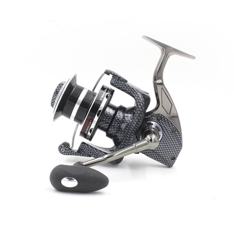 2018 New full metal Plus big spool Jigging Trolling Long Shot Casting For carp and salt water surf spinning big sea fishing reel yumoshi 10000 size metal spool jigging trolling long shot casting for carp and salt water surf spinning big sea fishing reel
