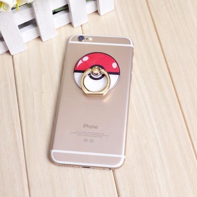 Pokemon Pokemon Go Pikachu, Poke Ball Mobile Phone Holder Stand