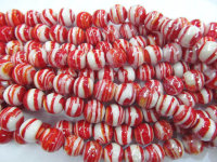 wholesale 20strands 8-16mm Assorted round Handmade Glass Lampwork BEADS ball spacer beads--by express ship
