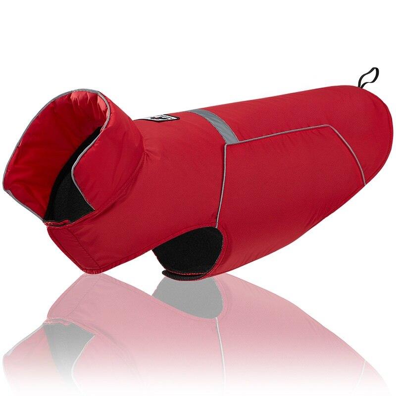 Для питомцев, зимний, теплый, одежда для собак, щенков, средних собак, больших собак, жилет, зимняя теплая куртка, одежда для катания на лыжах, водонепроницаемая одежда для маленьких собак-3