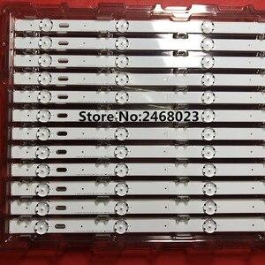 Image 5 - LED Backlight strip 8 lamp For LG Innotek Direct 43inch UHD 1Bar 24EA 43uh619v 43UH610V 43UH6030 UF64 UHD_A 43LH5700 43LH60FHD