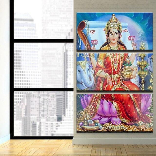 Devi Hindu goddess lakshmi