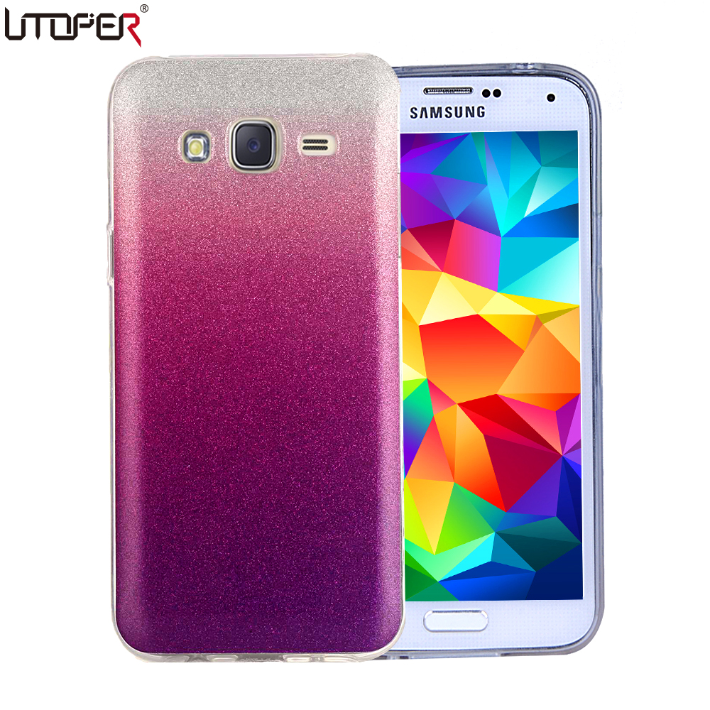 for samsung j5 case silicone silicone glitter phone cover for for samsung galaxy j5 2015. Black Bedroom Furniture Sets. Home Design Ideas