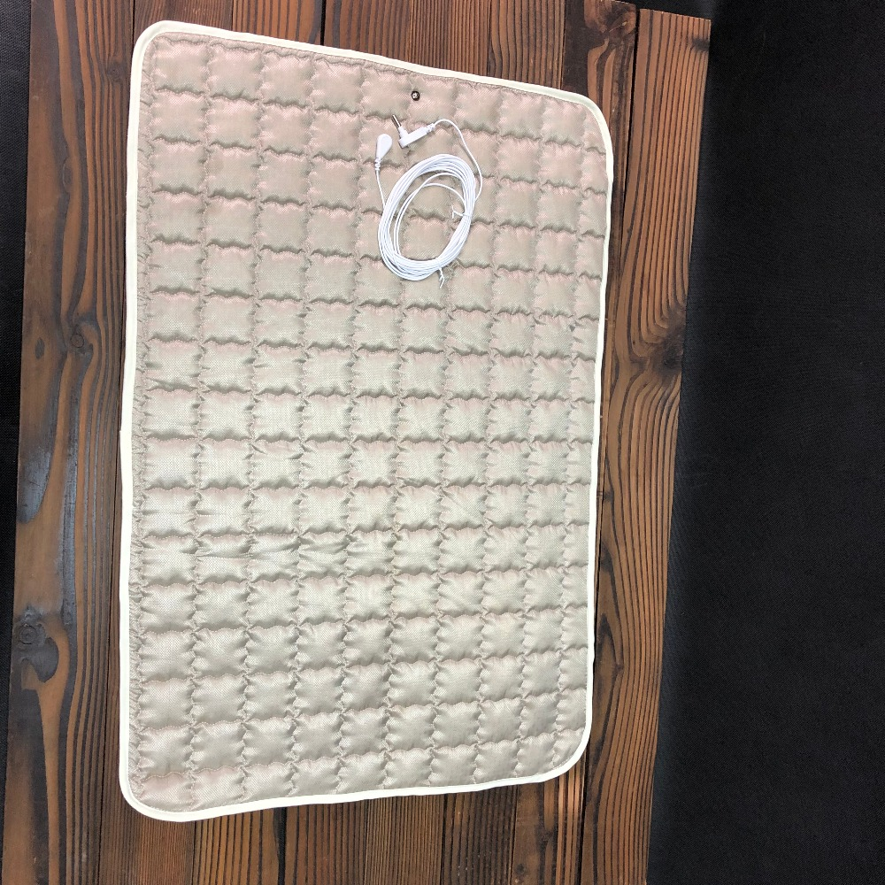 Grounding sheet throw pad seat pad EMF protection conductive mat 50*70cm HOT SALE 1
