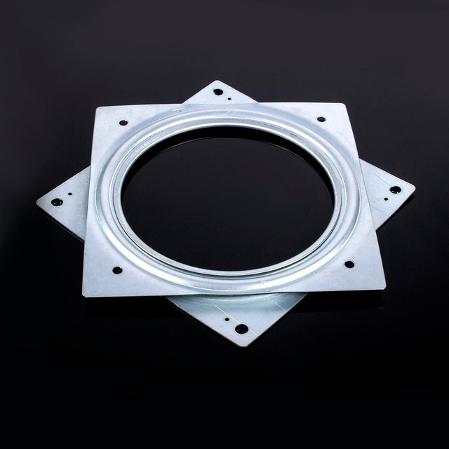 4 pulgadas rodamiento giratorio cuadrado giratoria placa giratoria ...