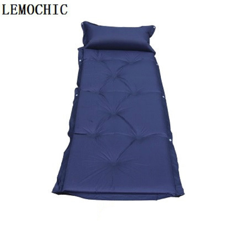 Camping Equipment Barbecue Matelas Gonflable Tourist High Quality Mat Sleeping Picnic Blanket Beach Mat Yoga Pad In Camping Mat From Sports