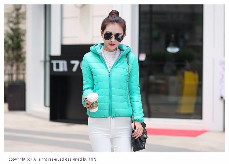 Swaggy HTB1CxGYLXXXXXXRXpXXq6xXFXXXa Warme Frauenjacke einfarbig - 11 Farben