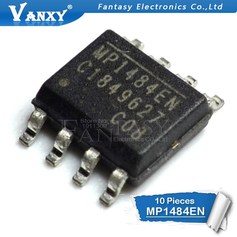 10PCS MP1484EN SOP8 MP1484EN-LF-Z MP1484 SMD
