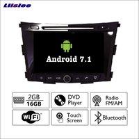Liislee Android 7 1 2G RAM For SsangYong Tivoli Car Radio Audio Video Multimedia Player WIFI