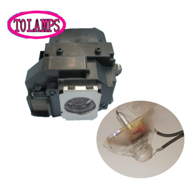 with wat)Compatible Projector lamp EPSON H369A/H375A/H375B/H376B/H391A/PowerLite X9/EB C260X/EB C260W/EB C250X/EB C250W/EB C250S
