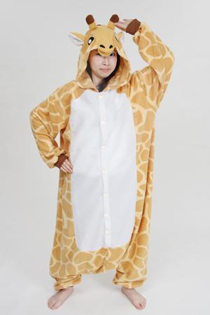 Новые осенние Жираф Kigurumi пижамы животных Карнавальный Костюм Пижама  животных пижамы купить на AliExpress f26835b3563de