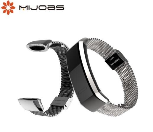 Mijobs Bracelets Wristband Metal-Strap Smart-Watch Huawei Sport B29 B19 for 2-Pro