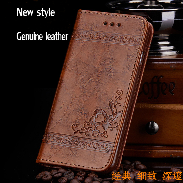 Hot Fine twill texture Inside collect luxury flip leather phone back cover...